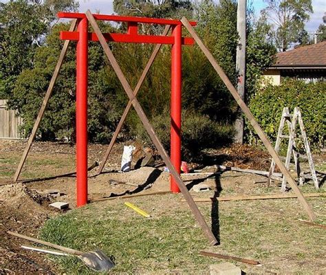 Torii Selber Bauen by Construct A Japanese Torii Gate For Your Garden Raising