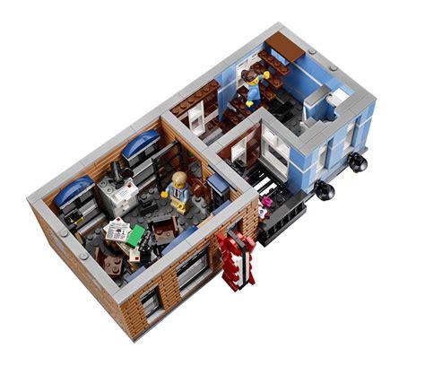 le de bureau wars lego 10246 le bureau du détective briqueo