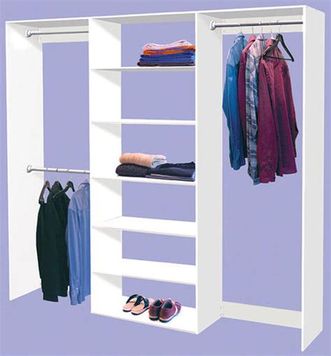 Amiable Menards Closet Rod Brackets  Ideas & Advices For