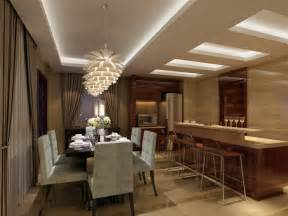 kitchen dining room lighting ideas creative ceiling and lighting design for dining room and kitchen 3d house free 3d house