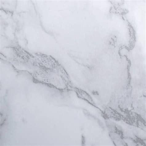 pose meuble cuisine marbre blanc pour votre revêtement adhésif plan de travail ou pour votre décoration murale