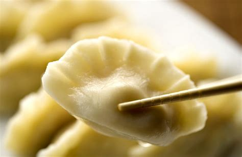 recette raviolis chinois chine informations
