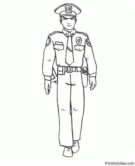 cop clipart black and white clipart black and white letters format