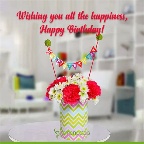 Birthdays are occasions filled with laughter and good cheer. 100+ Happy Birthday Wishes   Birthday Quotes & Greetings 2021 - Ferns N Petals