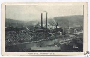Johnsonburg  Pa