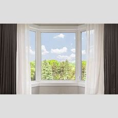 The 4 Best Ways To Hang Bay Window Curtains  Overstockcom