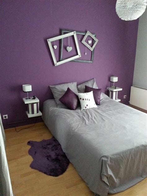 15 purple bedroom design ideas