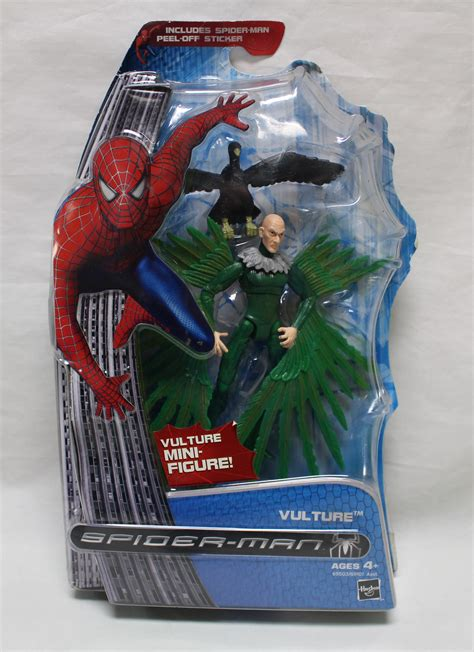 Marvel Spider-Man 3 Vulture with Mini Vulture Adrian ...