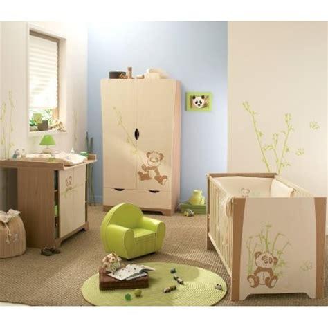 chambre bébé panda deco chambre bebe panda visuel 5