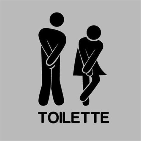 si鑒e de toilette français stickers muraux drôle de toilette entrée inscrivez autocollant pour accueil restaurant toilette décor livraison gratuite