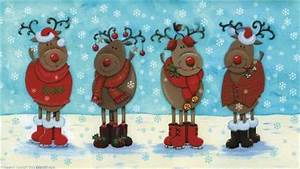 Christmas images Christmas Reindeer images wallpaper and ...