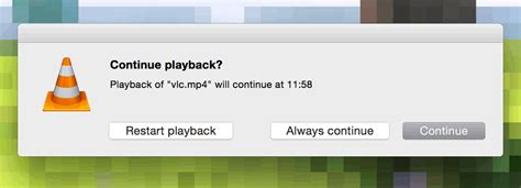Vlc Resume Playback Mac by Vlc 2 2 3 Weatherwax Videolan