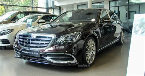 mercedes maybach   gia  ty dong tai viet nam