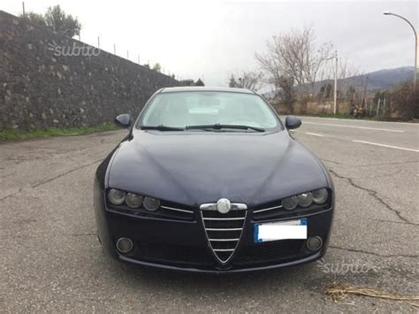 Interni Alfa 159 Sold Alfa Romeo 159 1 9 Jtd Intern Used Cars For Sale