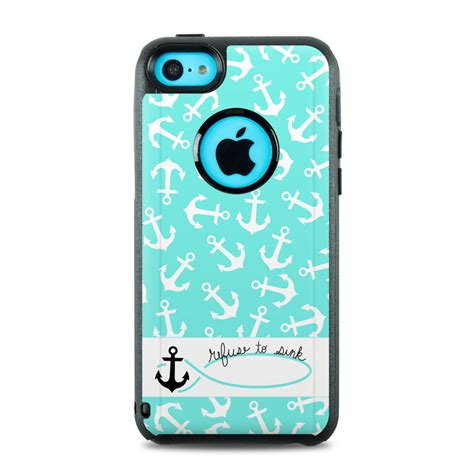 otterbox for iphone 5c skin for otterbox iphone 5c refuse to sink by