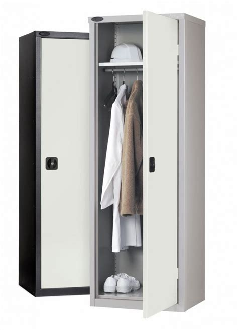 Small Cloth Cupboard by Slimline Coat Cupboard Office Reality
