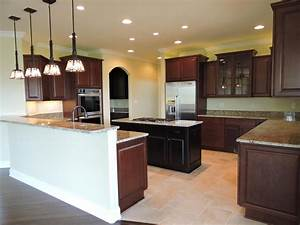 Beautiful Homecrest Cabinets 6 And Recessed Lights For