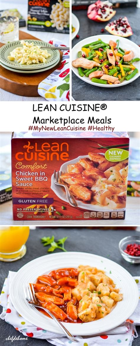 are lean cuisines healthy lean cuisine marketplace meals and healthy