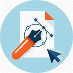 Visual Icon Identity Graphic Tool Editor Open