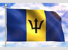National Flag of Barbados Barbados Flag History, Meaning