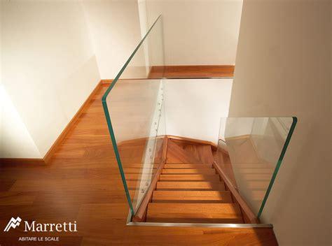 marretti srl escaliers de la bande en bois interieur