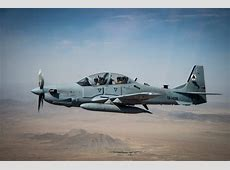 PHOTOS Afghan Air Force A29 Super Tucanos – Military