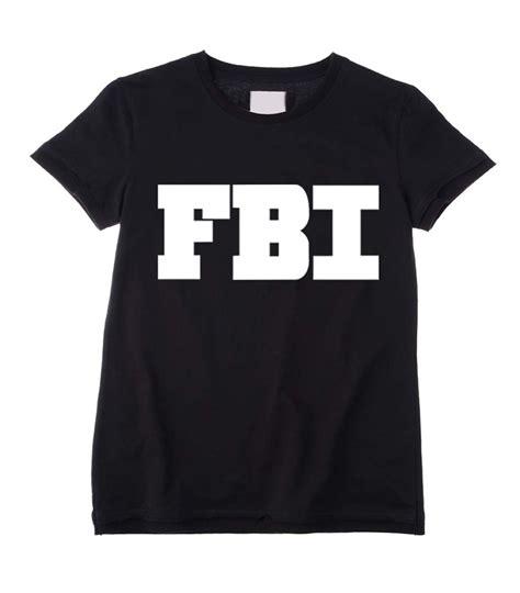 fbi bureau fbi t shirt federal bureau of investigation fancy