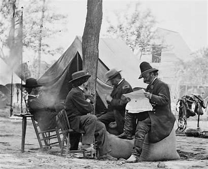 Burnside Ambrose General Brady Mathew Union Newspaper