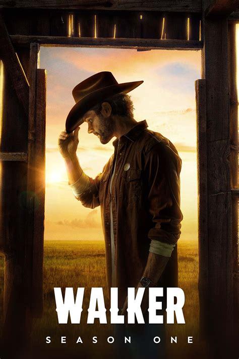 Walker (TV Series 2021- ) - Posters — The Movie Database ...