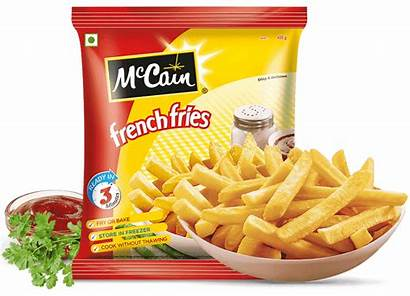 Fries French Mccain Frozen Foods India Smiles