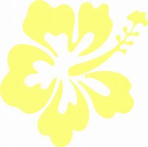 Hibiscus Clip Art at Clker com - vector clip art online