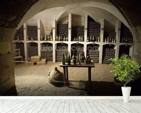Grand Wine Cellar Wallpaper Wall Mural  Wallsauce Uk