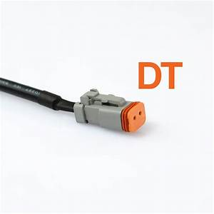 Deutsch 2 Pin Connectors Dt  U0026 Dtp