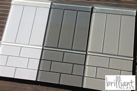 4x8 subway tile home depot 17 best ideas about glass tiles on glass tile