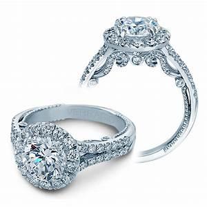 Verragio engagement rings 090ctw diamond setting for Wedding rings by verragio