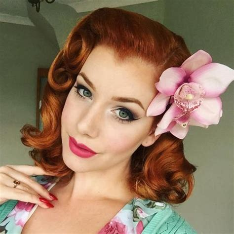 Vintage Hairstyles For by 30 Iconic Retro And Vintage Hairstyles