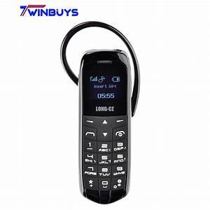 Telephone Long Cz : buy long cz j8 bluetooth dialer mini mobile phone inch with hands free ~ Melissatoandfro.com Idées de Décoration