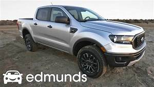 Ford Pick Up Ranger : 2019 ford ranger first drive review ford finally builds a midsize pickup edmunds youtube ~ Maxctalentgroup.com Avis de Voitures