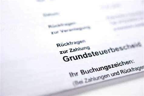 Einheitswert Berechnen by Die Grundsteuer Berechnung Fachwissen Mpw Immobilien