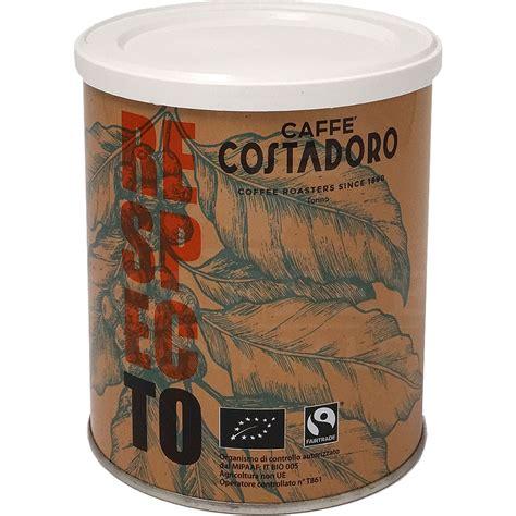 italienischer kaffee für vollautomaten costadoro respecto feiner italienischer filterkaffee