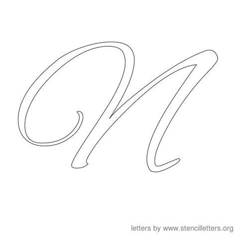 stencil letters cursive stencil letters org alphabet stencils letter stencils letters