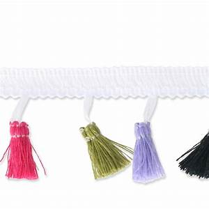 Band Mit M : band mit quasten 38 mm bunt fuchsia olive schwarzx1m perles co ~ Eleganceandgraceweddings.com Haus und Dekorationen