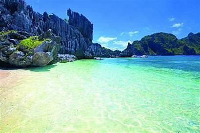 Palawan Philippines Beaches Island Summer Philippine Islands