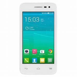 Alcatel Mobile POP S3 (blanc)