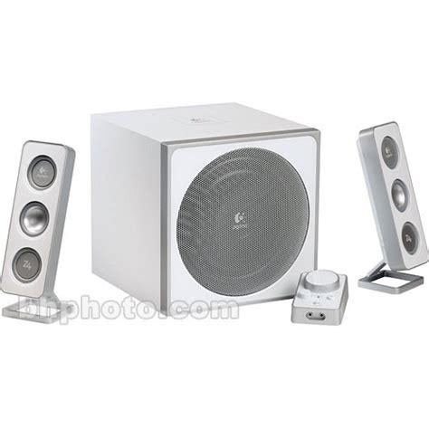 logitech z 4i 2 1 speaker system logitech z 4i three computer speaker system 970186 0403