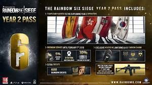 Rainbow Six Siege Year 2 Season Pass Is Now Available