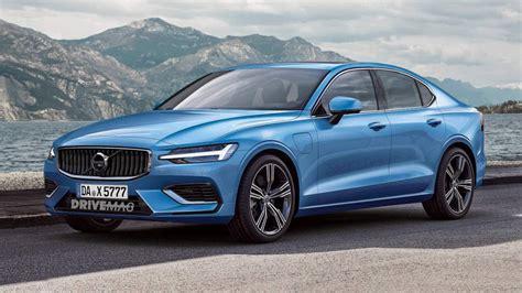 We Render The Allnew 2019 Volvo S60