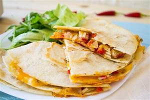 Quesadillas with crab meat and cheddar cheese | Vessy's day