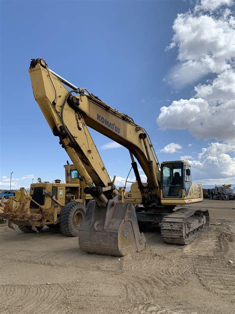 komatsu pc lc  excavator dogface heavy equipment sales dogface heavy equipment sales