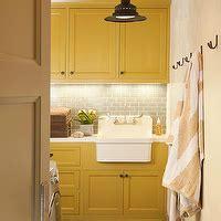 farmhouse kitchen backsplash white laundry room cabinets transitional laundry room 3694